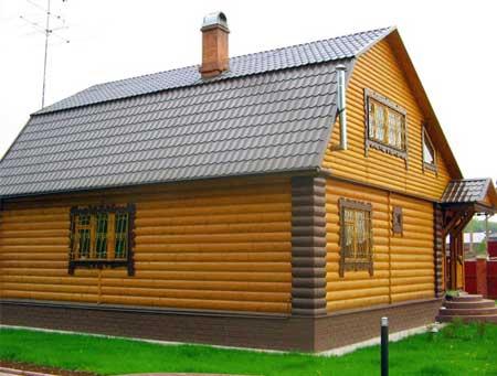 Отделка кирпичного дома снаружи: материалы и технологии