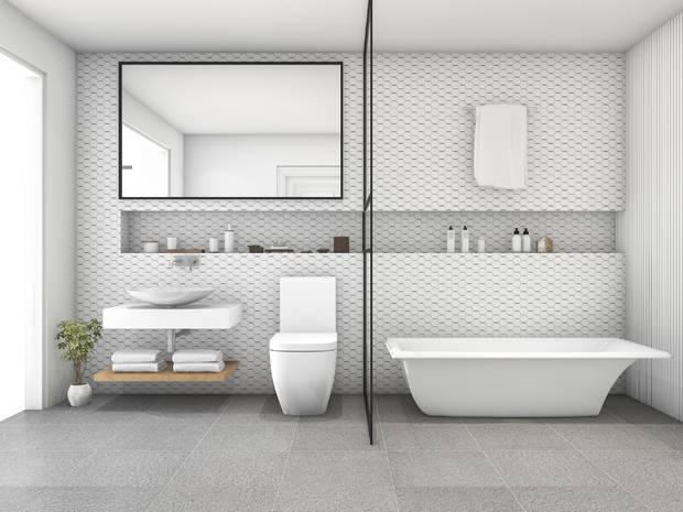 Современная ванная: 100 фото новинок 2019 и лучших идей дизайна