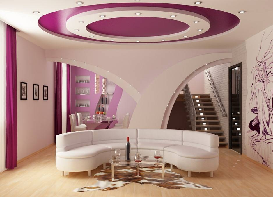 Какой натяжной потолок лучше - матовый или глянцевый?