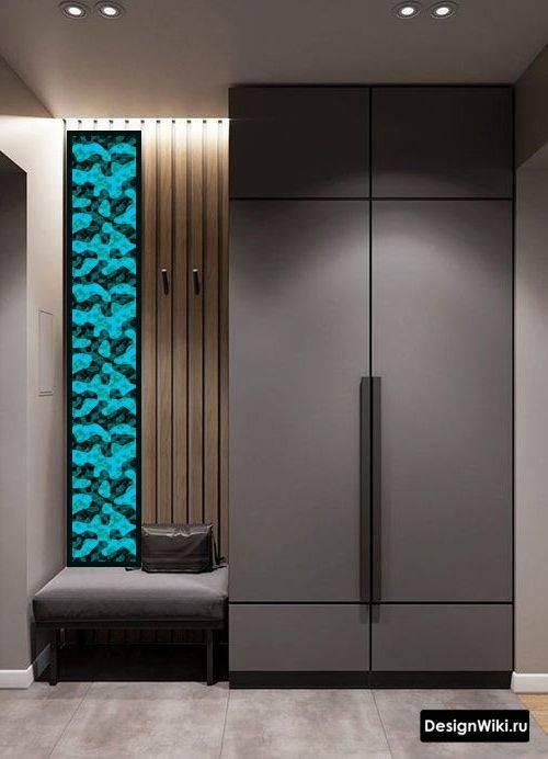 Малогабаритные прихожие в коридор — дизайн интерьеров
