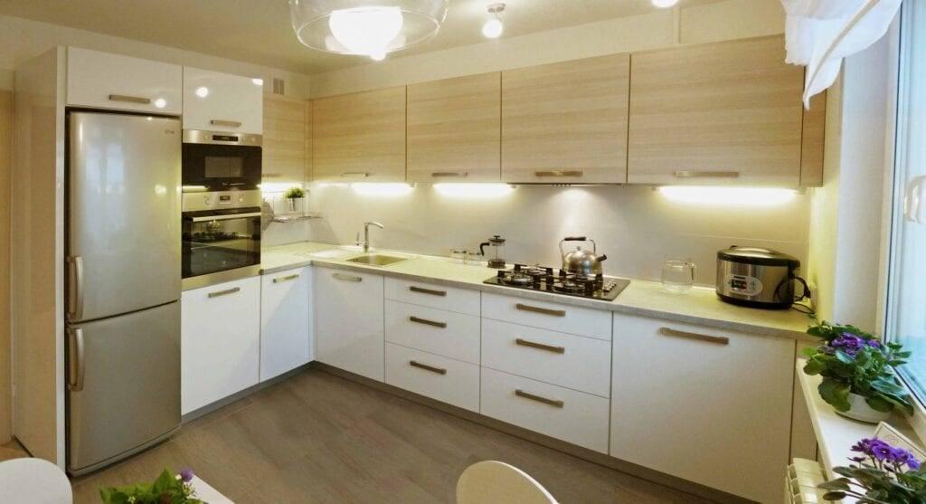 Дизайн маленькой кухни: главное эргономика пространства!