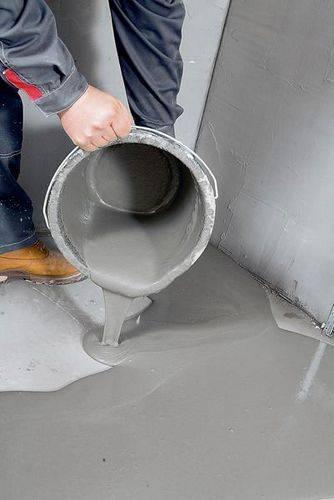 Наливной пол нивелир экспресс: волма, схема монтажа