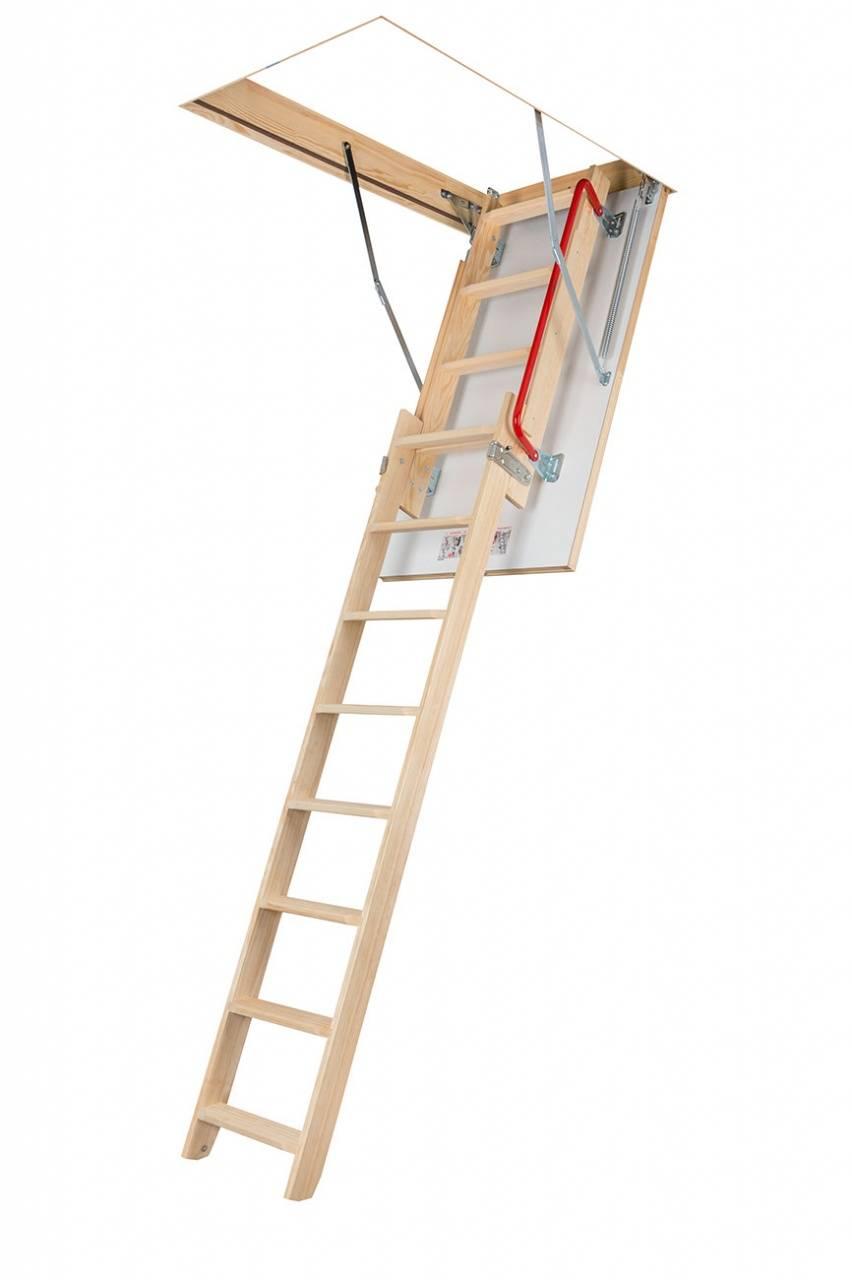 Установка чердачной лестницы своими руками - пошаговая инструкция