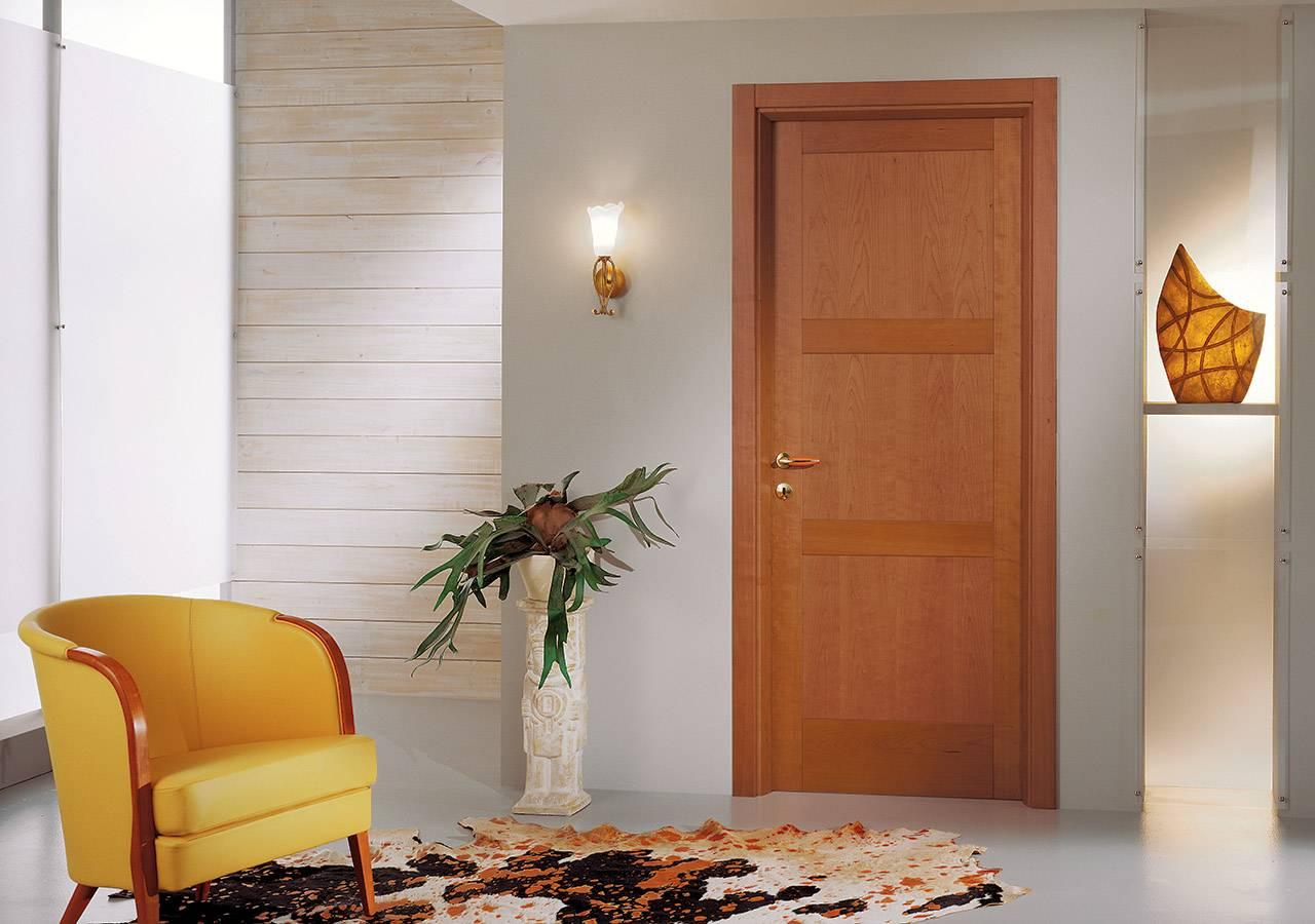 Шпонированные или ламинированные или пвх - какие двери лучше