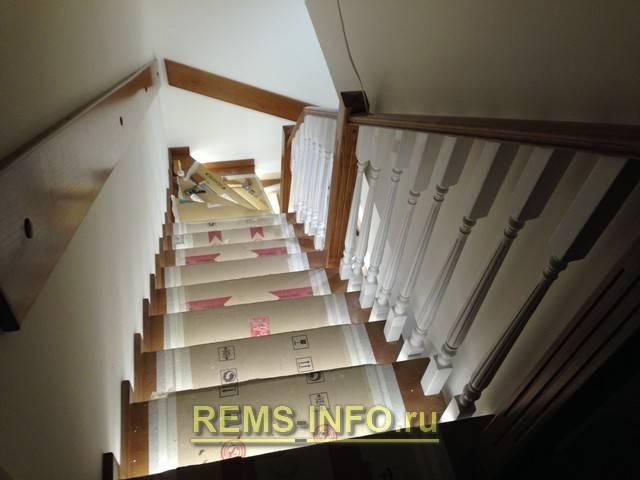 Отделка ступеней бетонной лестницы в частном доме: чем отделать, варианты