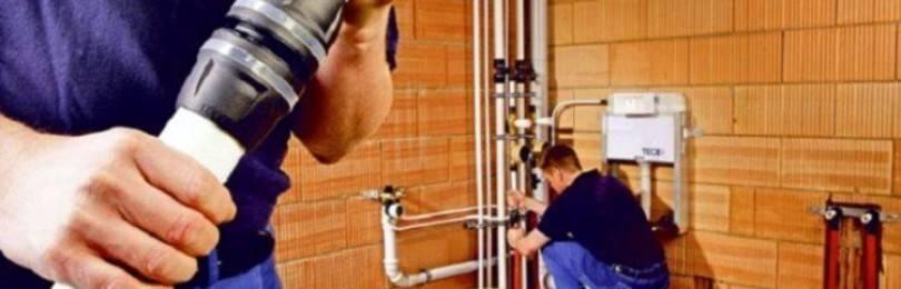 Водопровод из полипропилена своими руками: пошаговый монтаж с видео инструкцией
