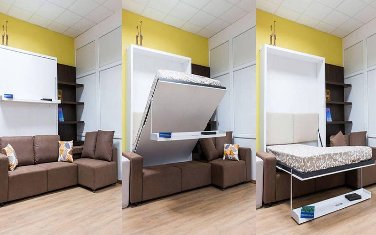 Кровать диван для подростка, подборка самых удобных и красивых