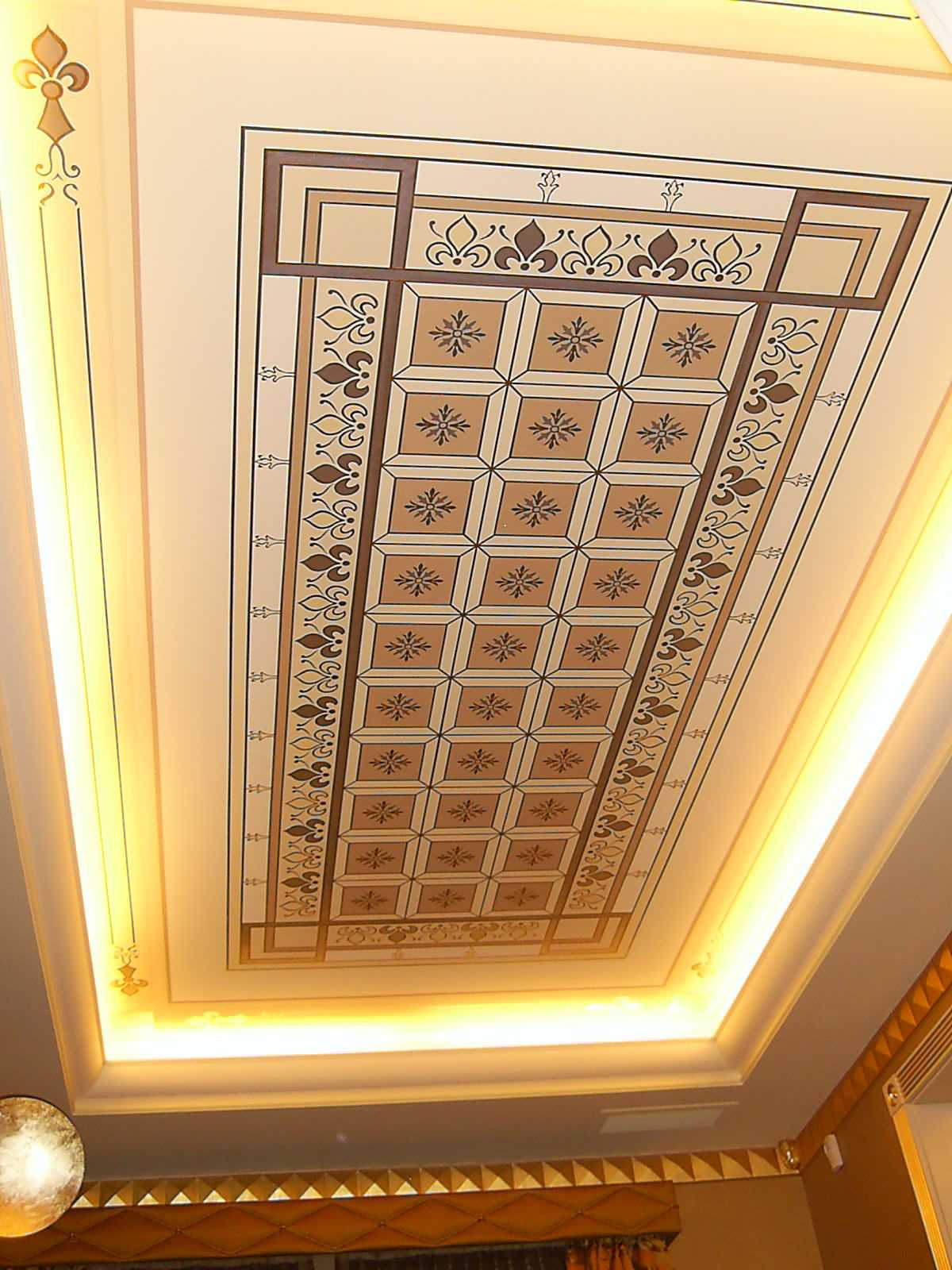 Дизайн потолков: 90+ фото, идеи для разных видов конструкций, стилей, комнат