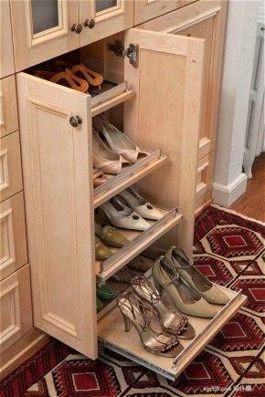 ИКЕА прихожая: самые стильные сочетания мебели и элементов декора