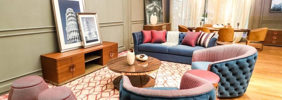 Диваны в интерьере гостиной: топ-10 трендов в дизайне +200 фото