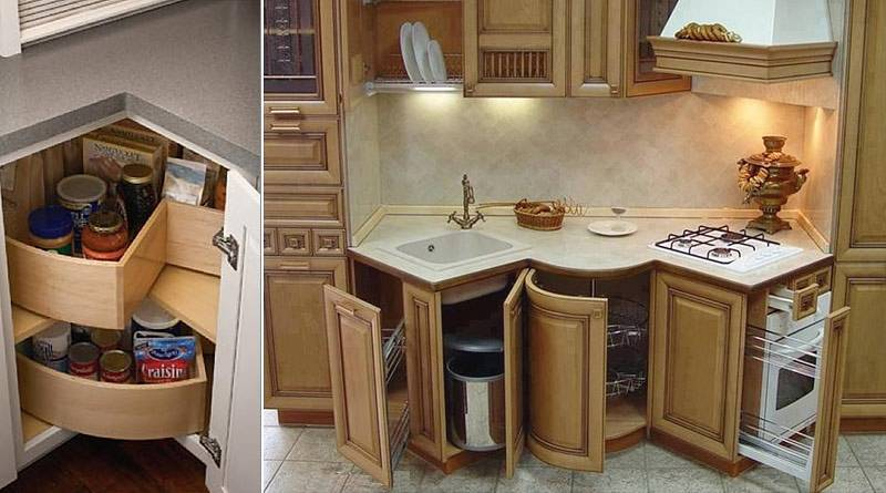 Идеальная угловая кухня: 100 фото и 11 дизайн-подсказок