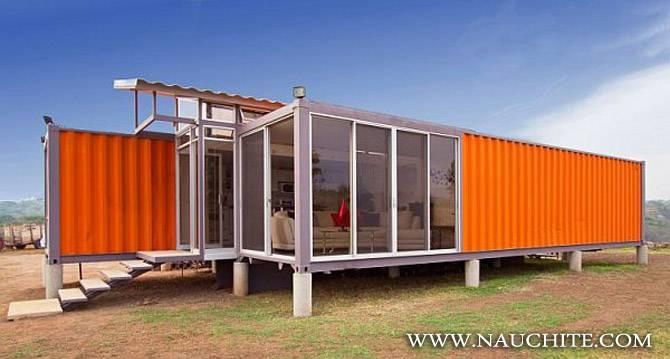 22 замечательных проекта домов из контейнеров – вызов традиционному строительству