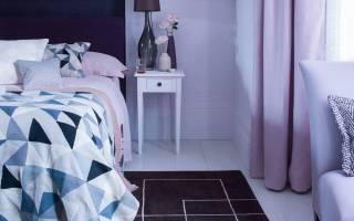 Лавандовый цвет в интерьере: особенности и психология тона, совместимость с другими оттенками
