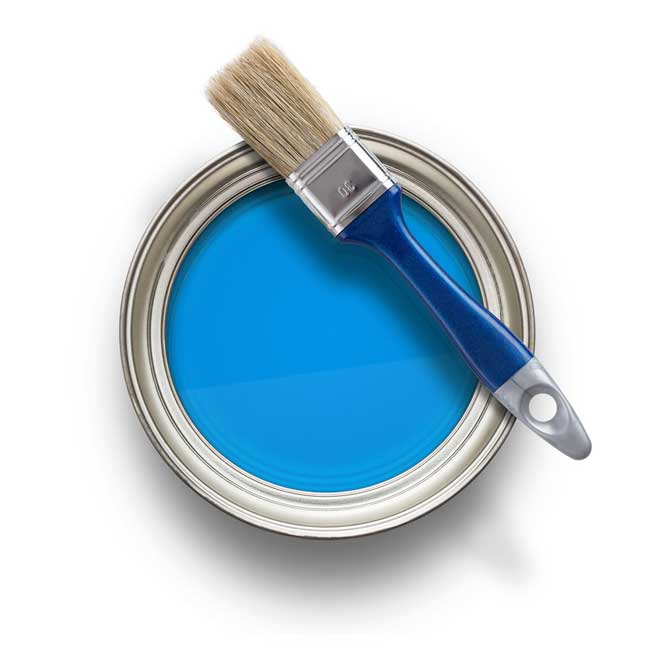 Характеристики и состав акриловых красок, способы их применения