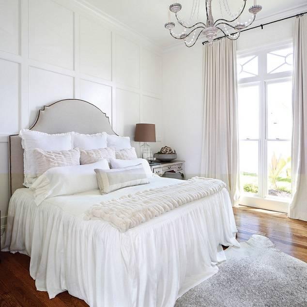 Спальня в стиле шебби шик – выбор настоящих аристократов! - 45 фото примеров