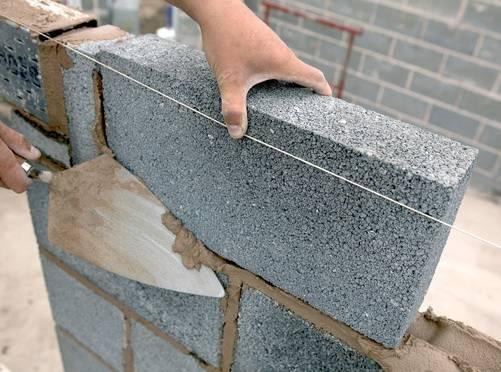 Разновидности кладки при возведении стены из керамзитобетонных блоков - самстрой - строительство, дизайн, архитектура.