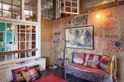 Мешковина в интерьере: 80+ идей для создания атмосферы кантри, прованса и бохо - «декор» » все о сауне