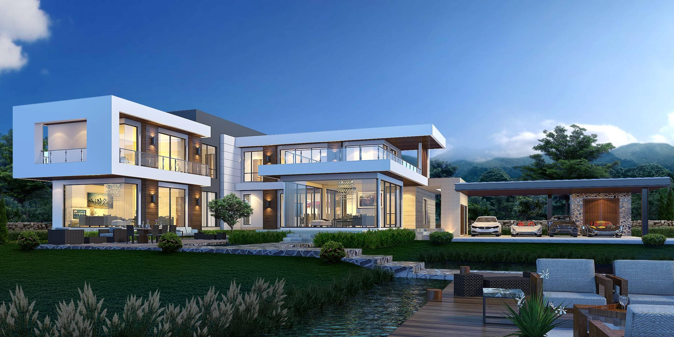 10 самых дорогих домов в мире. фото