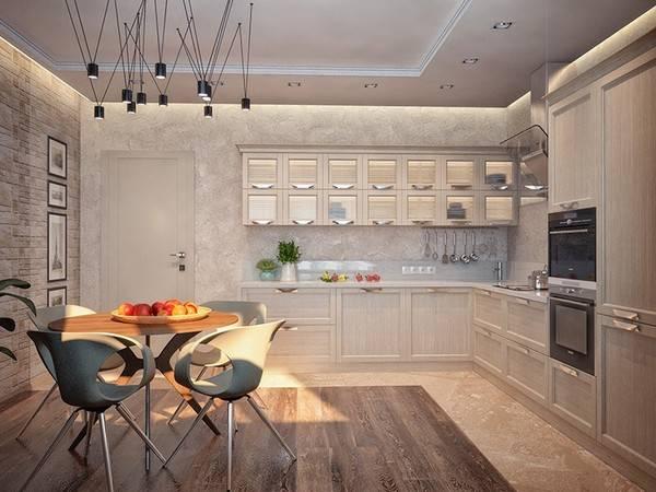 Декоративная штукатурка на кухне: гайд по выбору, реальные отзывы, 30+ фото примеров