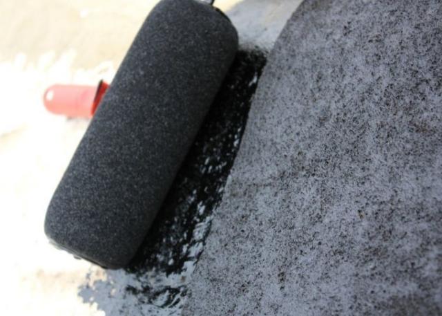 Жидкая резина для гидроизоляции своими руками - для кровли крыши, фундамента и не только