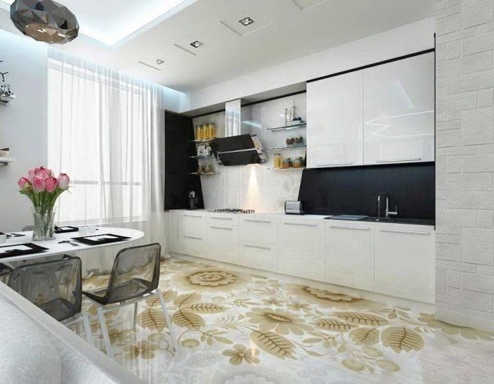 Наливные полы: отзывы владельцев, плюсы и минусы в квартире, фото