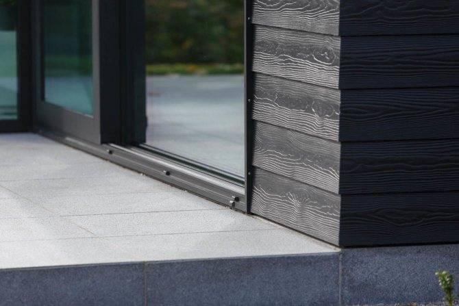 Особенности фасадных пвх панелей