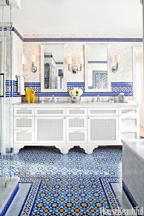 Марокканский стиль в интерьере | домфронт