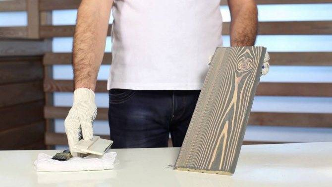 Что такое браширование древесины