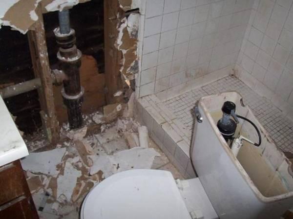 Ремонт ванной комнаты своими руками: идеи ремонта ванной комнаты и процесс работы