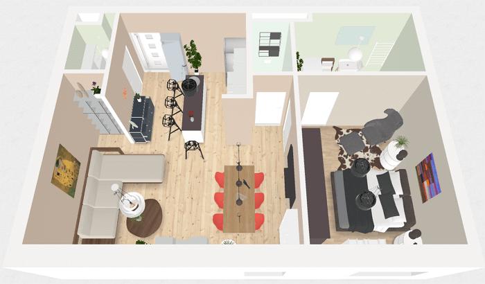 Расстановка мебели онлайн или все гениальное просто