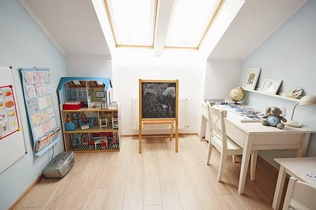 7 советов по освещению детской комнаты