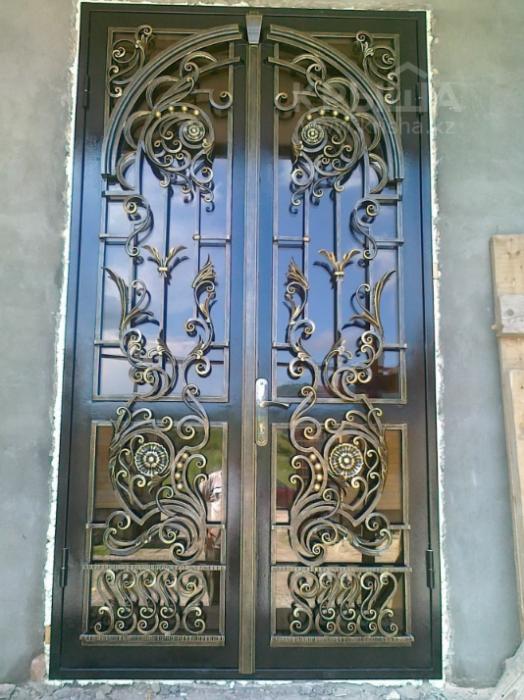 Металлические двери своими руками: как и с помощью чего можно сделать