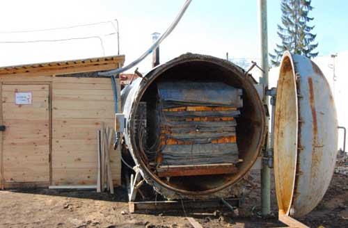 Сушка пиломатериалов: технология процесса и методы сушки древесины