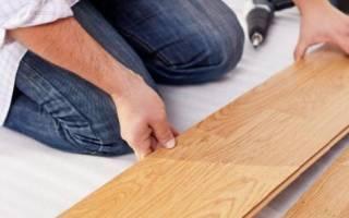 Как убрать царапины на ламинате своими руками