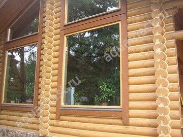 Герметизация венцов сруба деревянного дома | дом идей