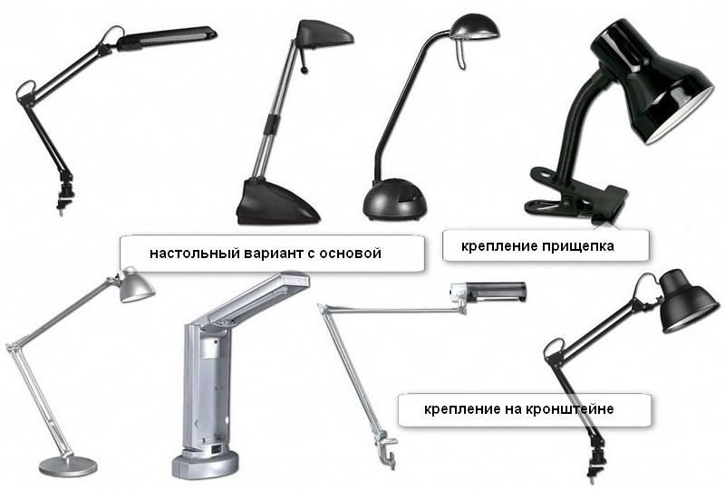 Настольная лампа для школьника: виды, производители, какая лучше