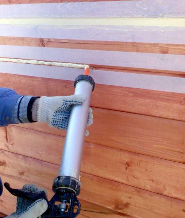 Герметик для наружных работ: морозостойкий, водостойкий, по дереву, фасадный