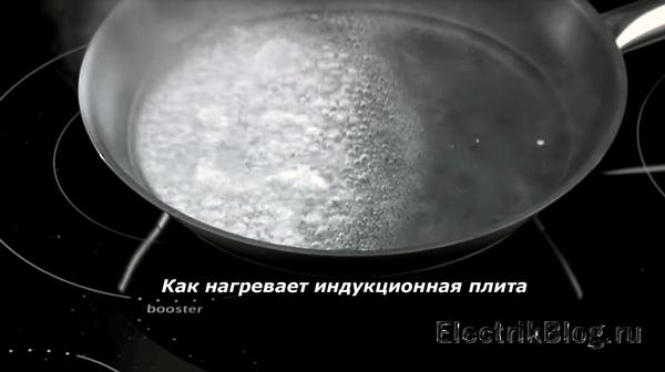 Индукционная плита: плюсы и минусы, преимущества перед электрическими