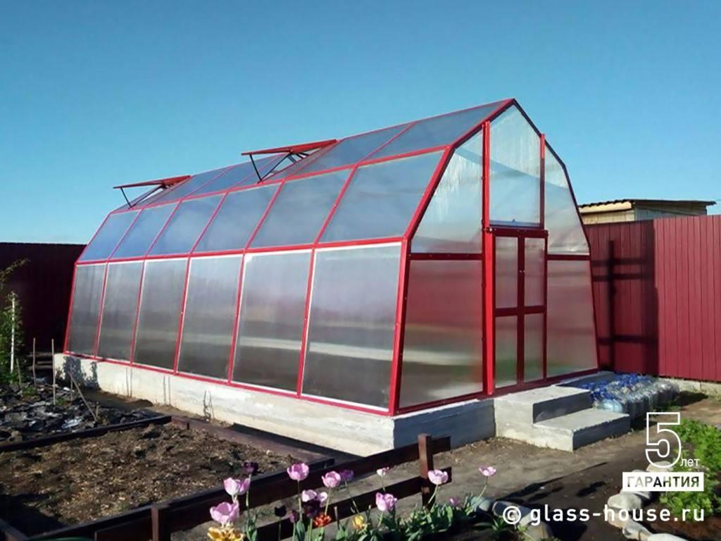 Теплицы гласс хаус (glass house) - обзор характеристик, инструкция по установке, лучшие модели, цены и отзывы, где купить