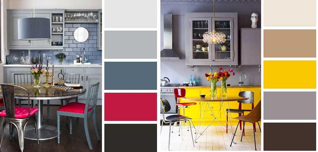 Сочетание цветов в интерьере: таблица и правила создания гармоничного дизайна