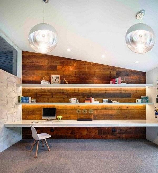 Стильный дизайн кабинета директора: как правильно обустроить рабочее место, популярные цветовые гаммы, принципы и правила оформления