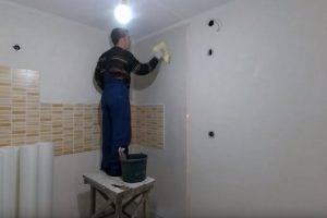 Как клеить стеклообои? что это такое и как с ними правильно работать, поклейка материала под покраску, отделка стен и потолка