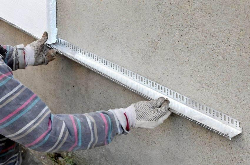 Утепление стен пенопластом своими руками подробно о главном + видео