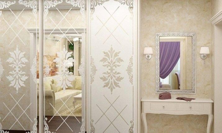Зеркальные двери купе - 6 типов межкомнатных конструкций и их преимуществаатки.