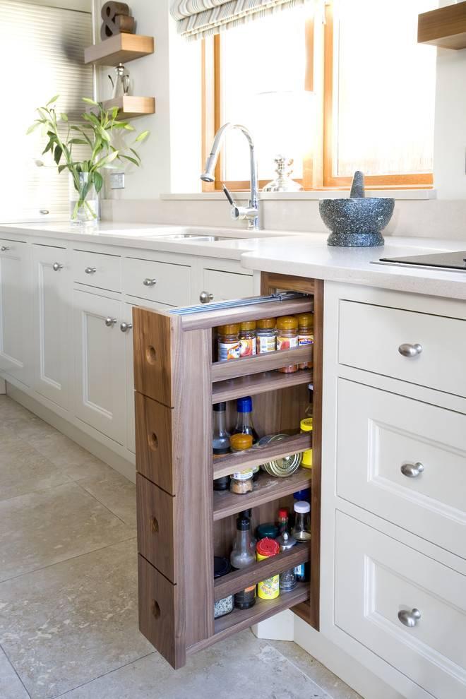 Топ-10 идей для организации хранения на кухне
