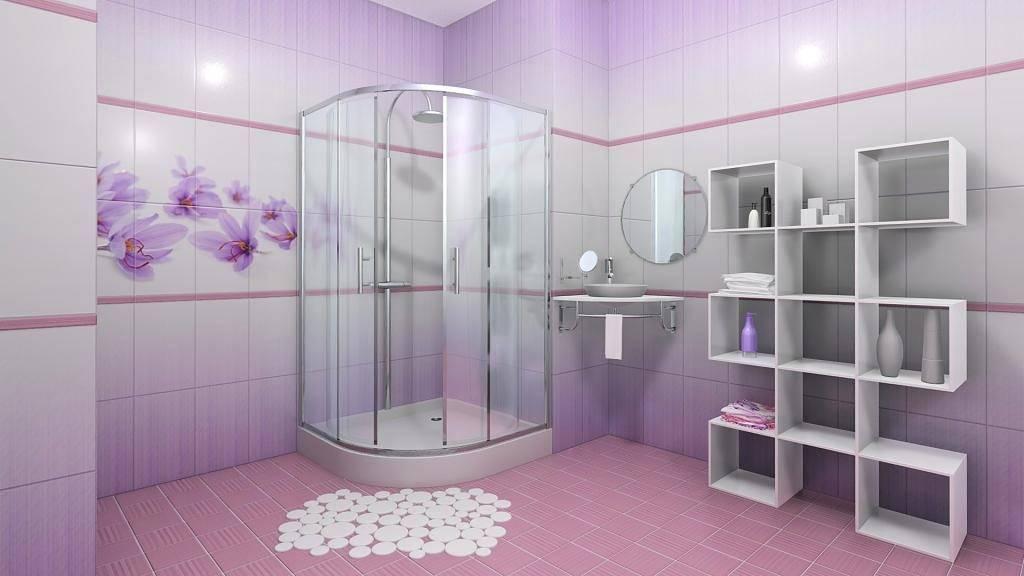 Отделка ванной комнаты пластиковыми панелями: монтажные инструкции