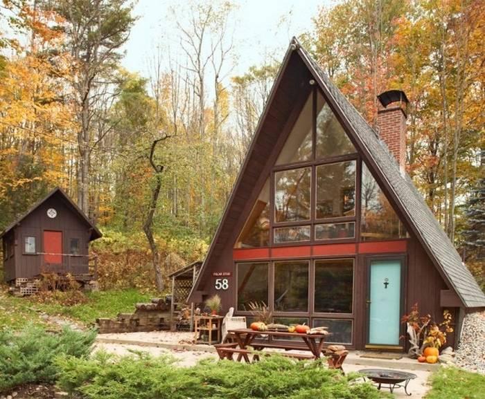 Особенности строений в стиле минимализм: проекты домов, принципы проектирования