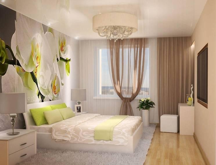 Красивые шторы в интерьере гостиной (86 фото): идеи-2021, модели зеленого, бирюзового, коричневого и бежевого цвета