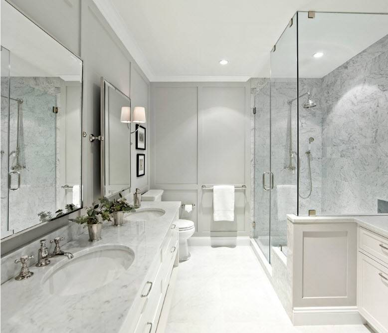 Идеи дизайна интерьера туалета