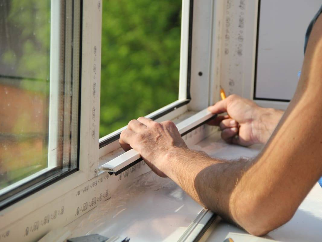 Монтаж пластиковых окон: как правильно установить окно пвх своими руками